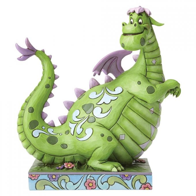 A Boy's Best Friend (Elliott Dragon Figurine)