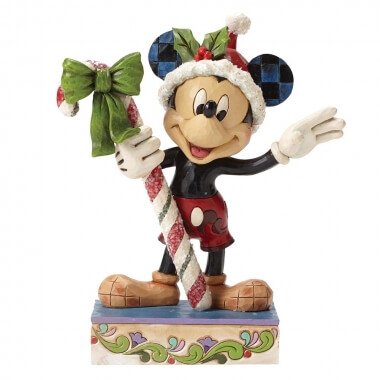 Sweet Gatherings (Mickey Mouse Figurine)