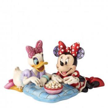 Girls Night (Daisy Duck & Minnie Mouse Figurine)