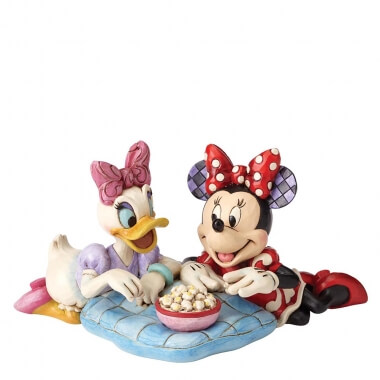 Girls Night (Daisy Duck & Minnie Mouse Figurine)