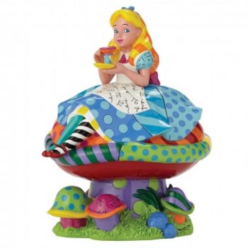 Alice in Wonderland Figurine