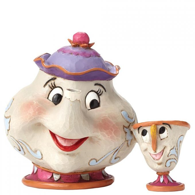 A Mother's Love (Mrs Potts and Chip Figurine)