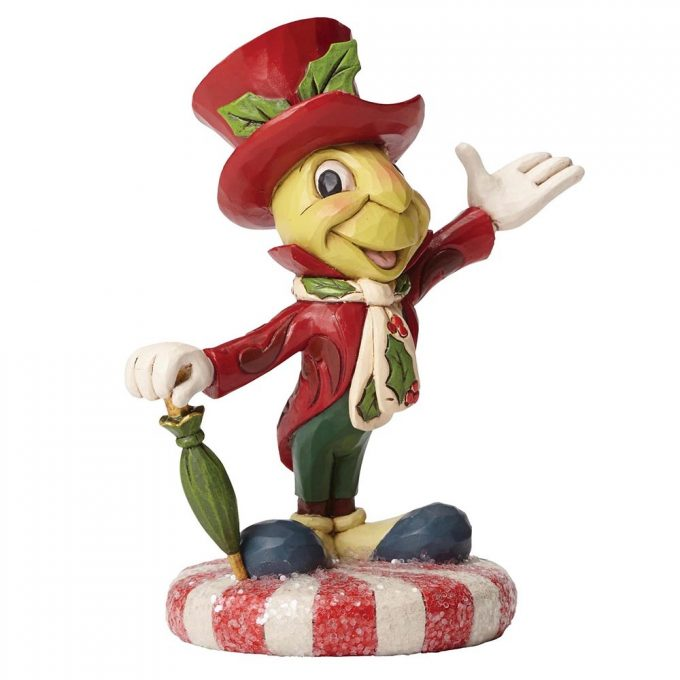 Jolly Jiminy (Jiminy Cricket Figurine)