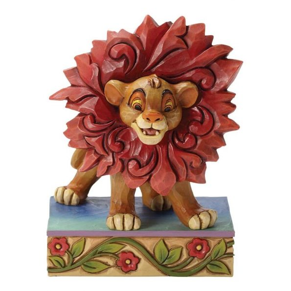 Just Can't Wait To Be King (Simba Figurine)