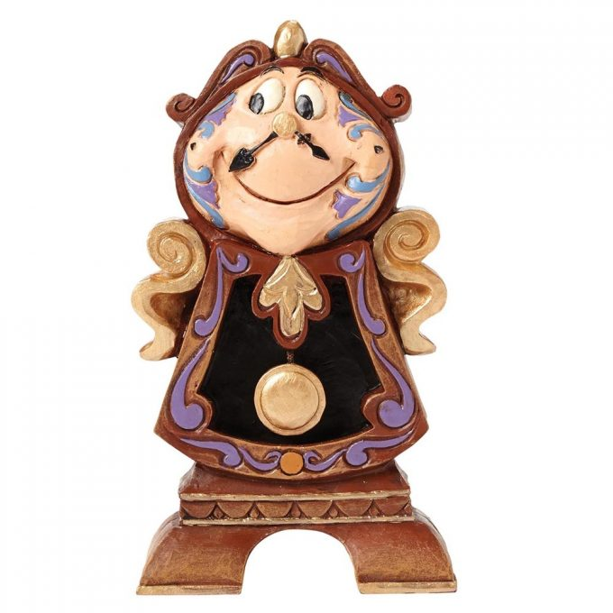 Keeping Watch (Cogsworth Figurine)