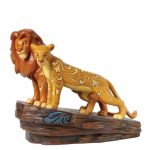 Love at Pride Rock (Simba & Nala Figurine)
