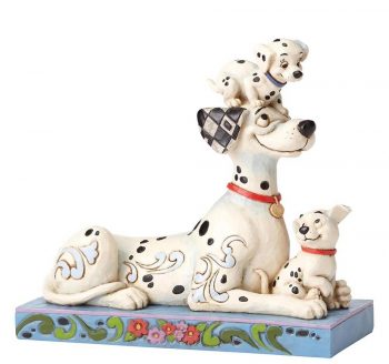 Puppy Love (Pongo with Penny & Rolly 55th Anniversary Piece)
