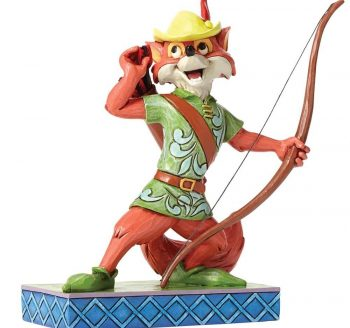 Roguish Hero (Robin Hood Figurine)