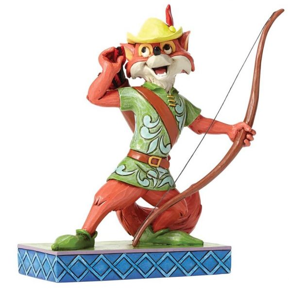 Roguish Hero (Robin Hood Figurine)