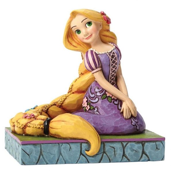 Be Creative (Rapunzel Figurine)