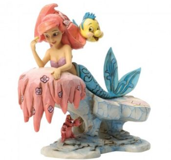 Dreaming Under The Sea (Ariel Figurine)