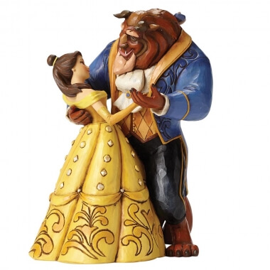 Moonlight Waltz (Beauty and The Beast Figurine)