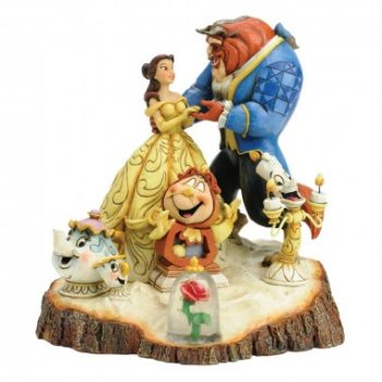 Tale as Old as Time (Carved by Heart Beauty & The Beast Figu
