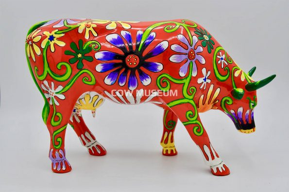 Flower Lover Cow (Large)