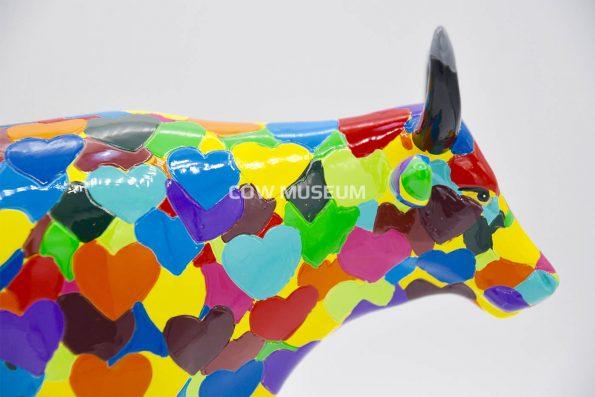 Heartstanding Cow XXL