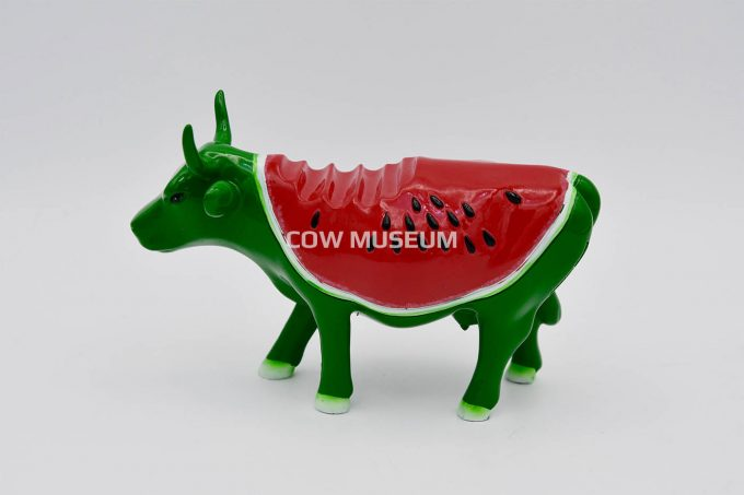 Watermelon Cow (medium)