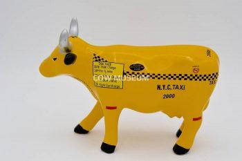 Taxi (medium ceramic)