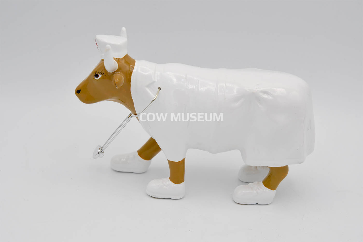 Nurse Nightencow (medium ceramic)