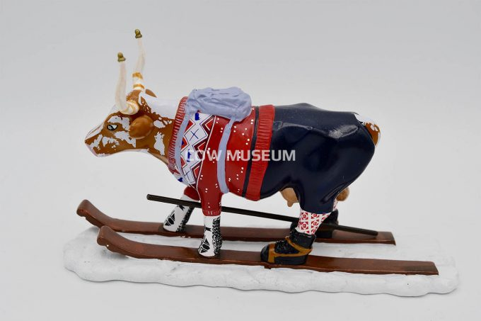 Ski Cow – aka Loypelin Lauslam (medium)