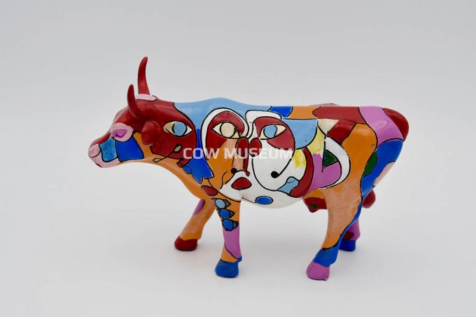 Picowsso Cow (medium)