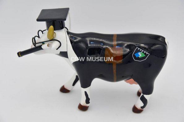 Cow Doutora (medium ceramic)