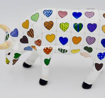 Cali Cow (medium ceramic)