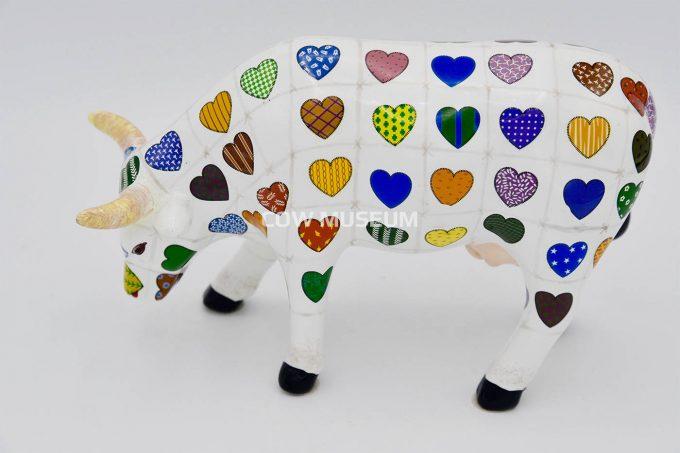 Cali Cow (medium ceramic)
