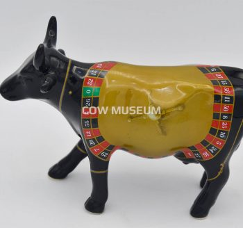 Centrum aka Roulette Cow (medium ceramic)