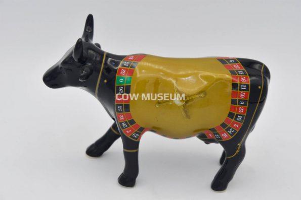 Centrum aka Roulette Cow (medium ceramic)
