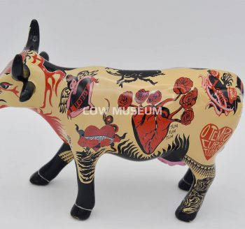 Vaca Tatoo (medium ceramic)