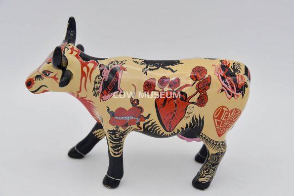 Vaca Tatoo (medium ceramic)