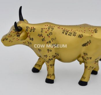 Acupuncture Cow (medium)