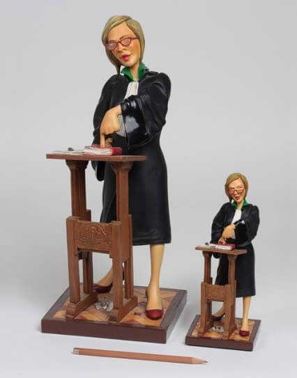 Lady Lawyer SMALL