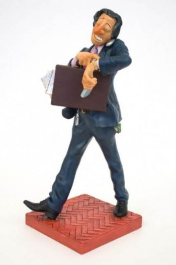 the Businessman SMALL