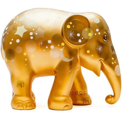 Sparkling Celebration Gold figurine