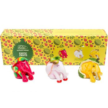 Multipack Exotic Fruits figurines