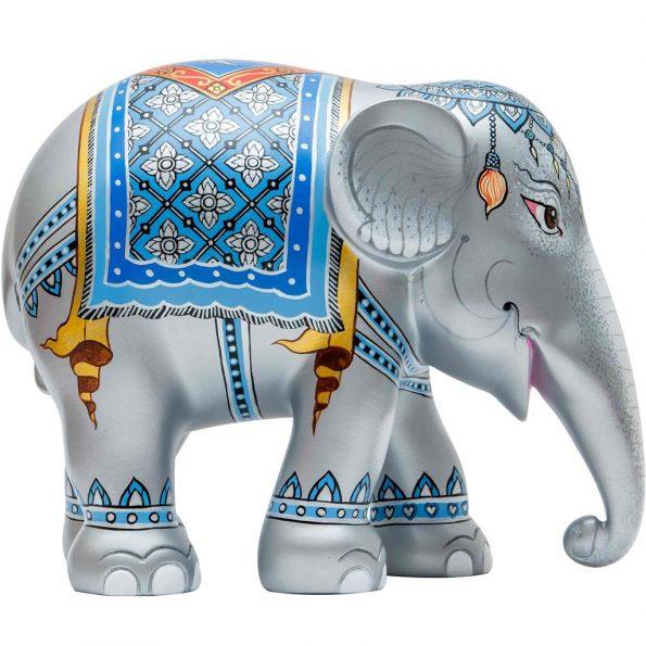 Royal elephant Silver