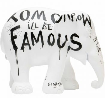 Tomorrow I'll Be Famous 20cm