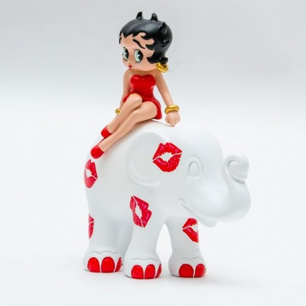 Betty Boop – Kisses 4