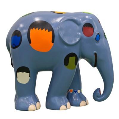 Elefantens Hoveder 20cm