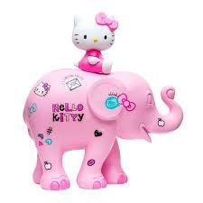 Hello Kitty – Bow Pink 30cm