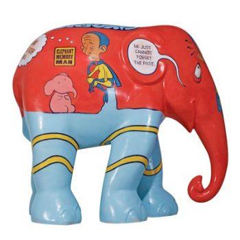 Memory game Elephant