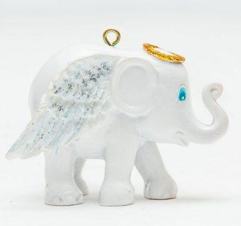 Ornament White Angel