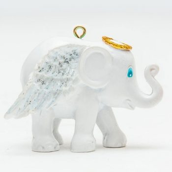 Ornament White Angel