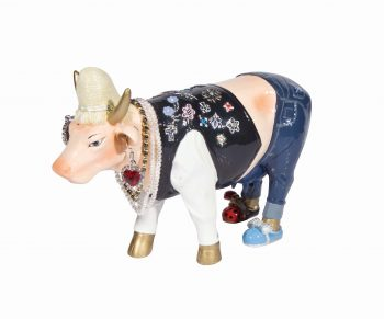 Queen Cow Caesar (medium)
