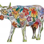 Vaca Floral (large)