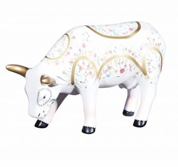 Clarabelle the Wine Cow (Medium) figurine