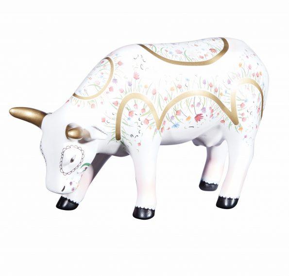 Clarabelle the Wine Cow (Medium) figurine