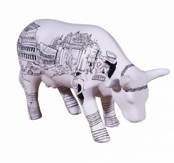 Roma Cow (medium ceramic)