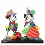 Mickey and Minnie Mouse Figurine NLE 3000